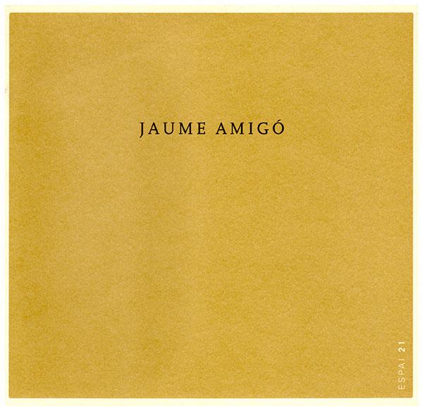 Espai 21- Jaume Amigó