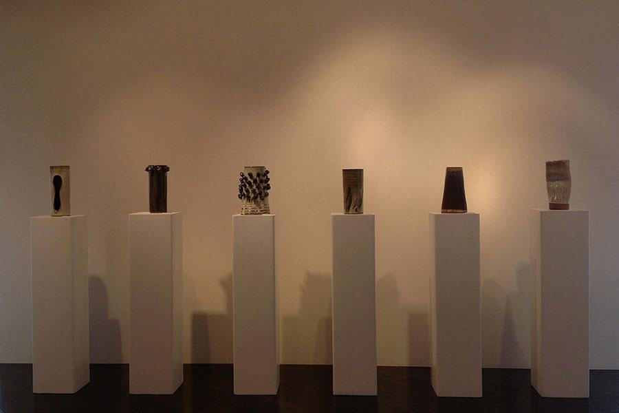 L'estret camí, 2015 Galerie Petit Bois, Osaka.