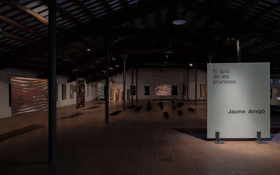 El Turo de les pruneres, 2013 Museu Paperer de Capellades.